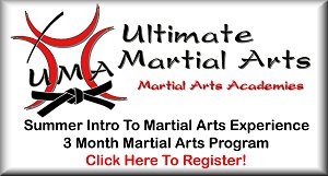 Register Online for Martial Arts Summer Experience