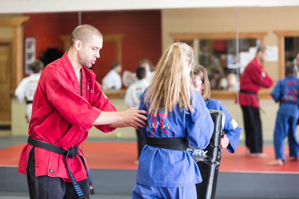 ltimate Martial Arts Academy