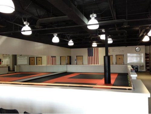 Uma Woodbury Ultimate Martial Arts